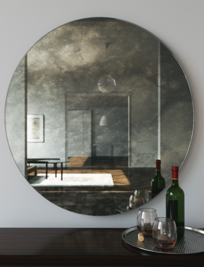 The Best Smoked Glass Mirrors