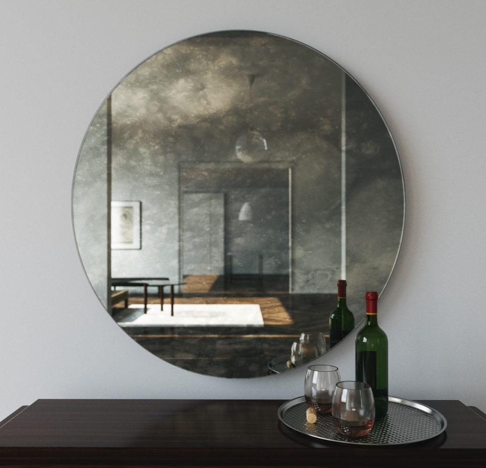 Smoked Glass Mirror 5 Of The Best Decorative Wall Mirrors