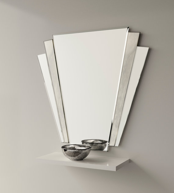 Finding Art Deco Wall Mirrors