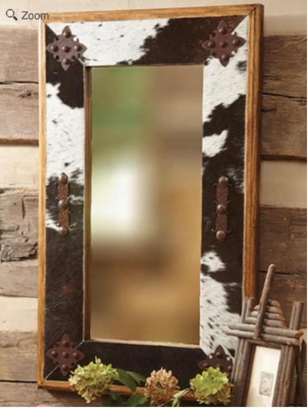10 Best Cowhide Mirrors