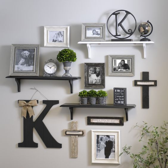 Our Guide to Finding Monogram Wall Decor