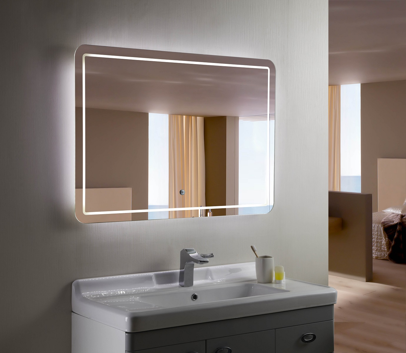 The Best Double Vanity Mirrors Our Guide To The Perfect Vanity Mirror